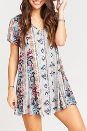 Show Me Your Mumu Bennett Babydoll Dress - Front cropped