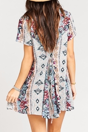 Show Me Your Mumu Bennett Babydoll Dress - Side cropped