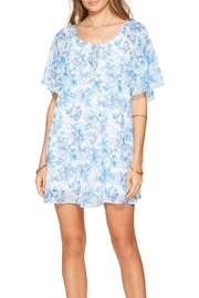 Show Me Your Mumu Blue Floral Dress - Product Mini Image