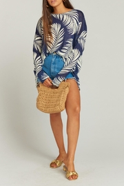 Show Me Your Mumu Bonfire Sweater - Front cropped