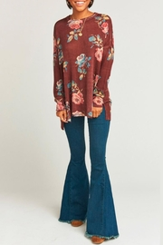 Show Me Your Mumu Bonfire Sweater - Product Mini Image
