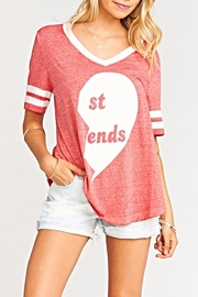Show Me Your Mumu Boyfriend Cuddle Tee - Product Mini Image