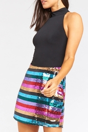 Show Me Your Mumu Cade Mini Skirt - Side cropped