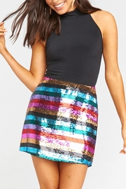 Show Me Your Mumu Cade Mini Skirt - Product Mini Image