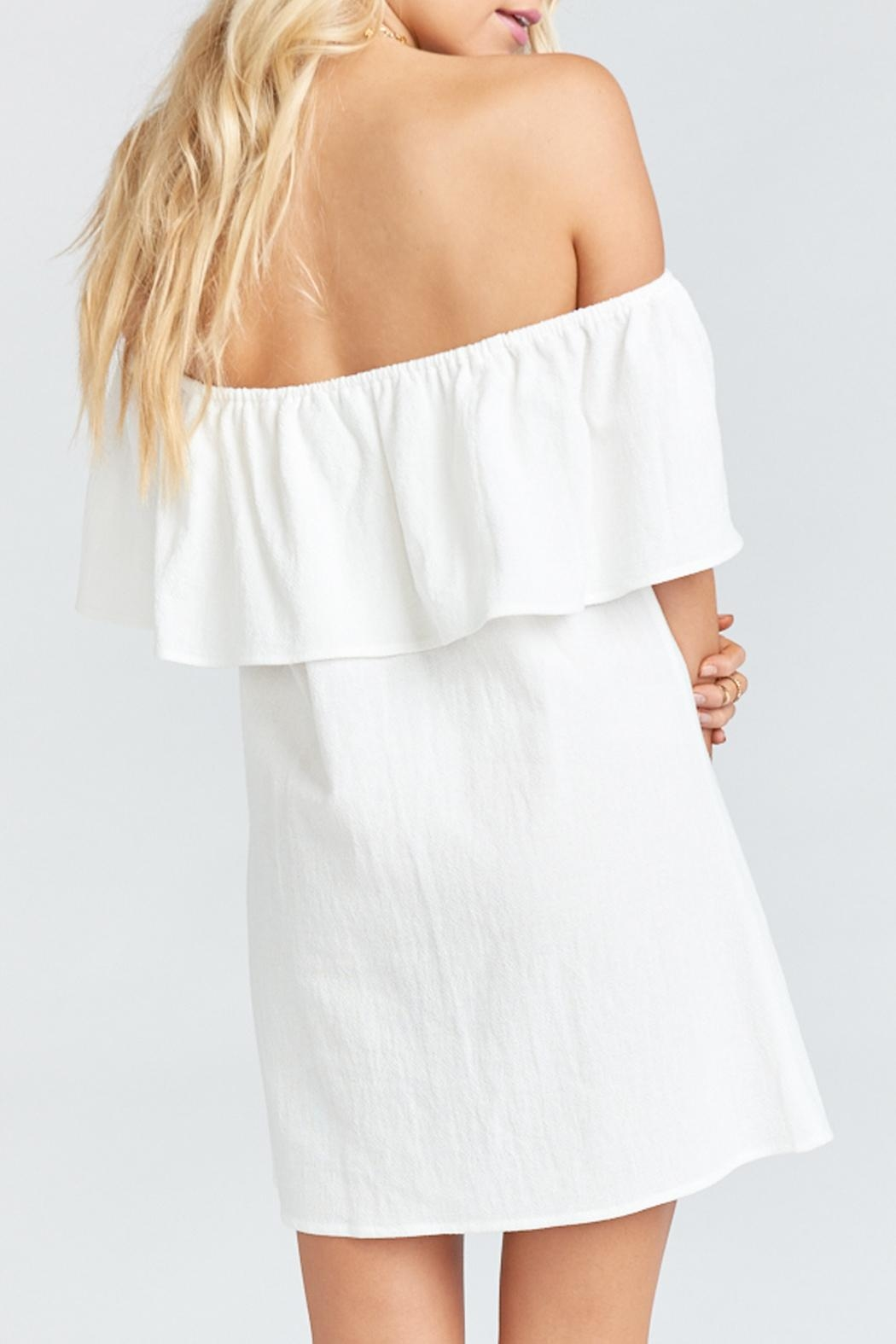 Show Me Your Mumu Can Can Dress - Front Full Image