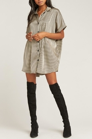 Show Me Your Mumu Canal Tunic Dress - Front cropped