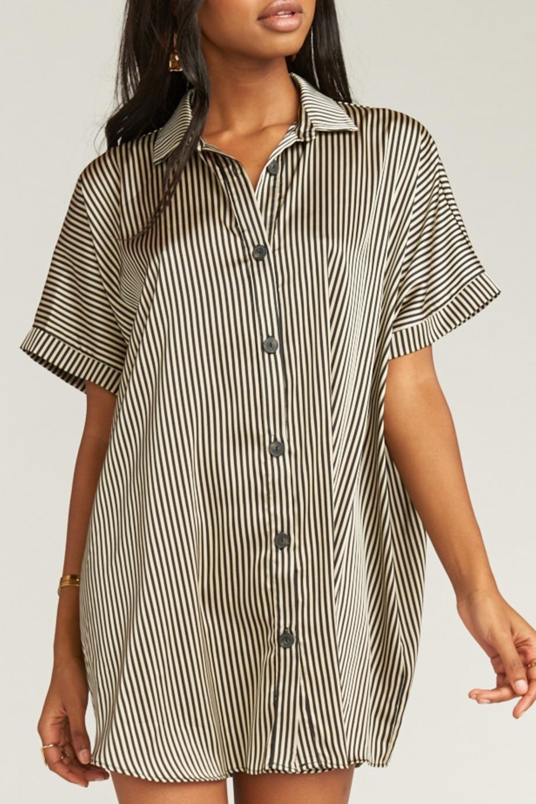 Show Me Your Mumu Canal Tunic Dress - Front Full Image