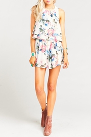 Show Me Your Mumu Carlos Swing Shorts - Front cropped