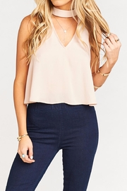 Show Me Your Mumu Casey Collar Top - Front full body