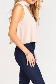 Show Me Your Mumu Casey Collar Top - Side cropped