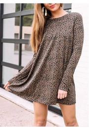 Show Me Your Mumu Cheetah Print Dress - Product Mini Image