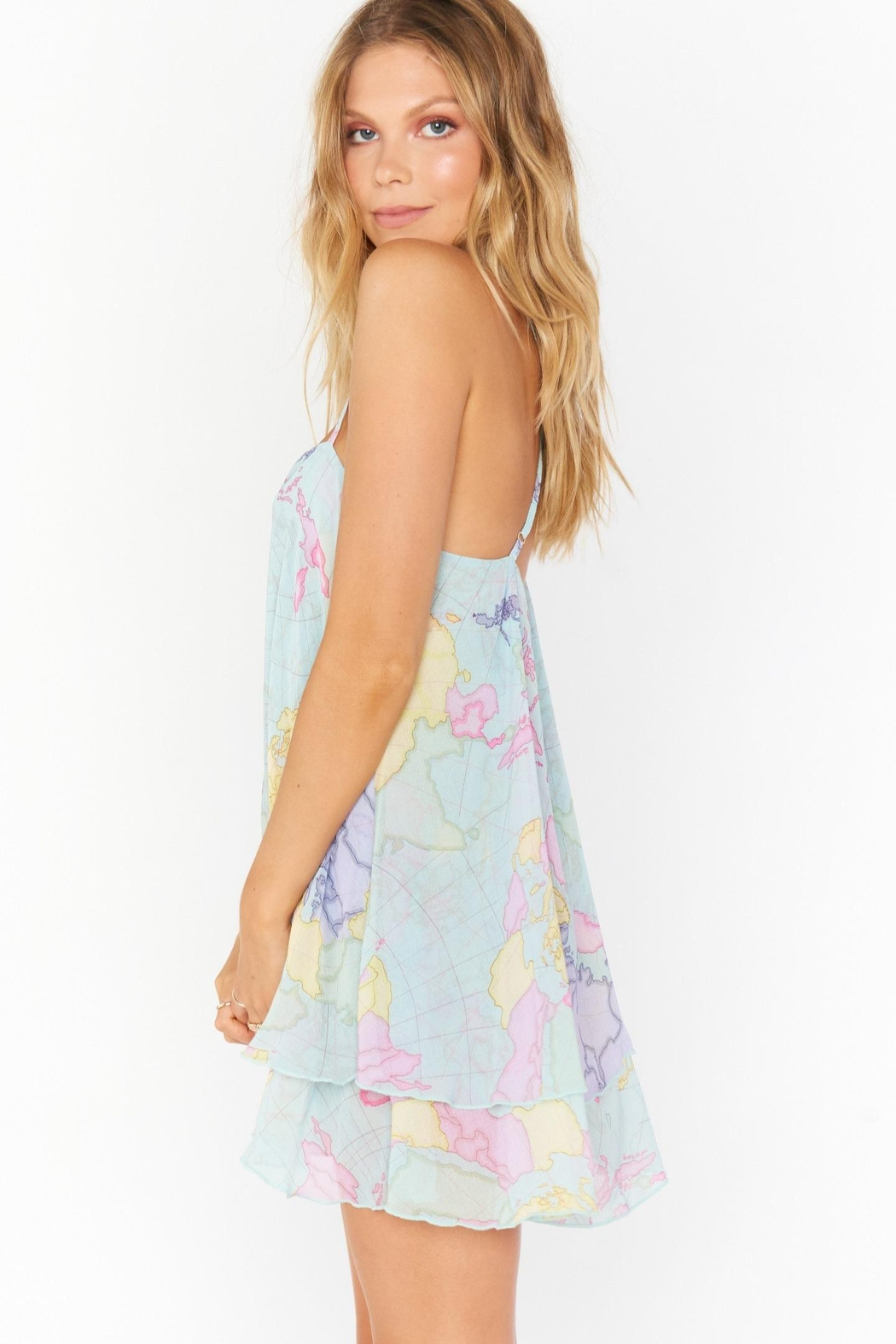 Show Me Your Mumu Christy Dress - Front Full Image