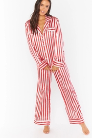 Show Me Your Mumu Classic Pj Set - Product Mini Image