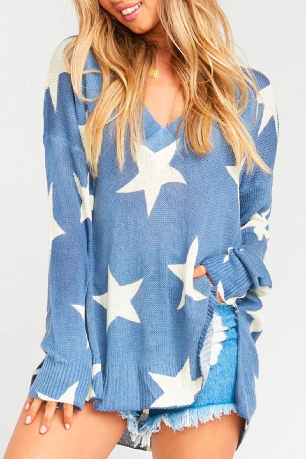 Show Me Your Mumu Cliffside Star Sweater - Main Image
