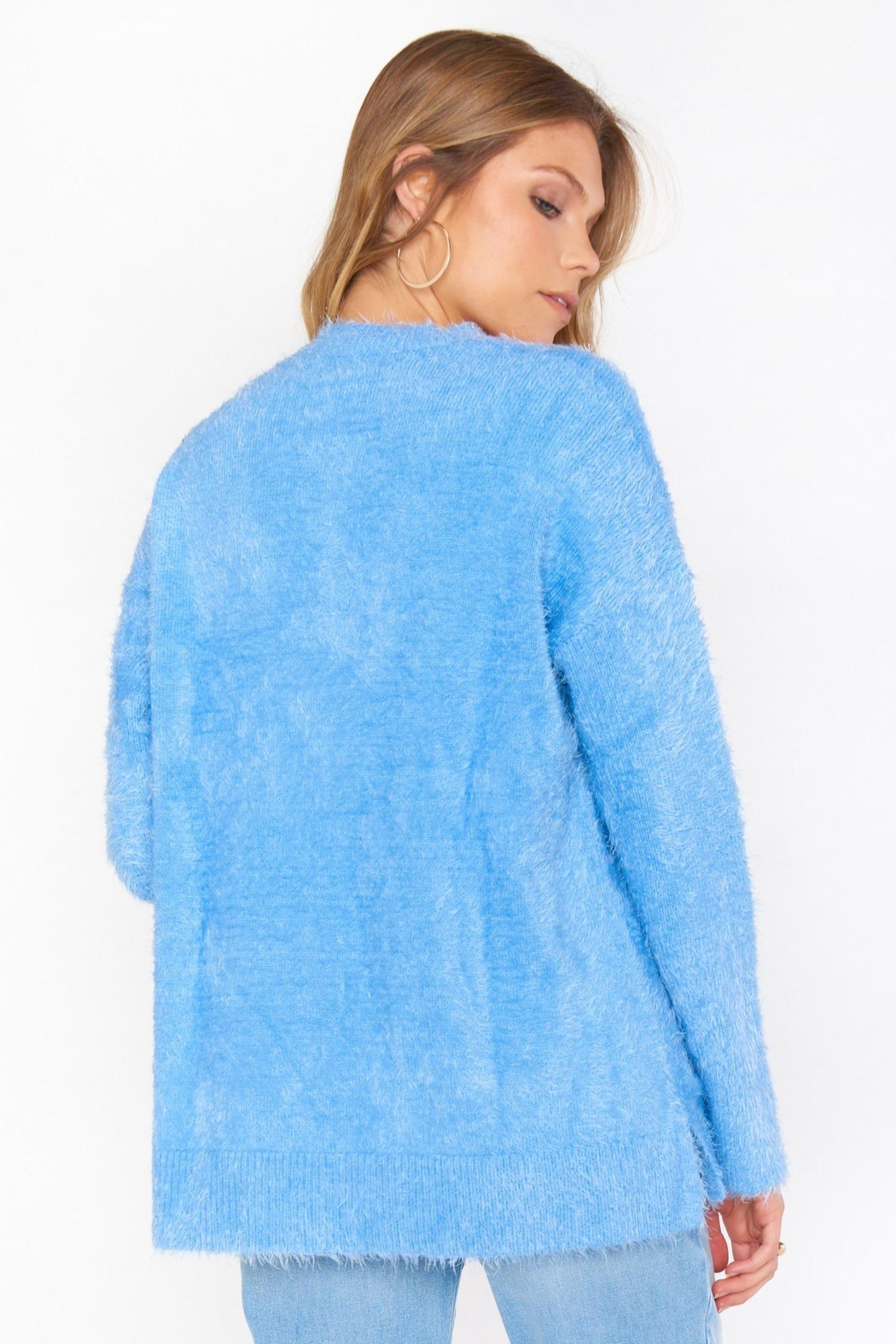 Show Me Your Mumu Cozy Forever Sweater - Side Cropped Image
