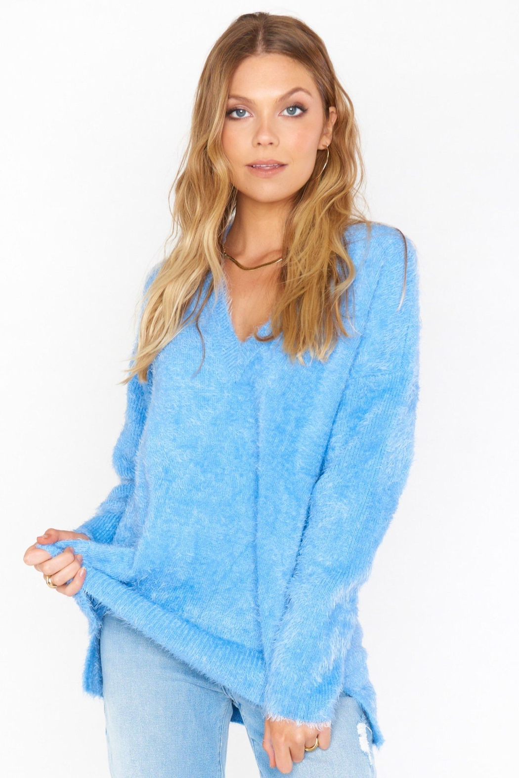 Show Me Your Mumu Cozy Forever Sweater - Main Image
