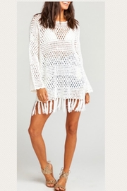 Show Me Your Mumu Crotchet Sweater Tunic - Product Mini Image