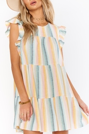 Show Me Your Mumu Daydream Mini Dress - Front cropped