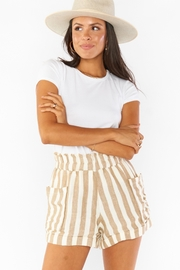 Show Me Your Mumu Disilvio Shorts - Product Mini Image