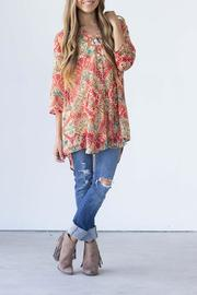 Show Me Your Mumu Downtown Tunic - Front full body