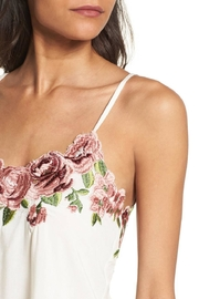 Show Me Your Mumu Embroidered Crop Top - Side cropped