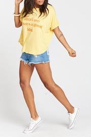 Show Me Your Mumu Emerson Tee - Front full body