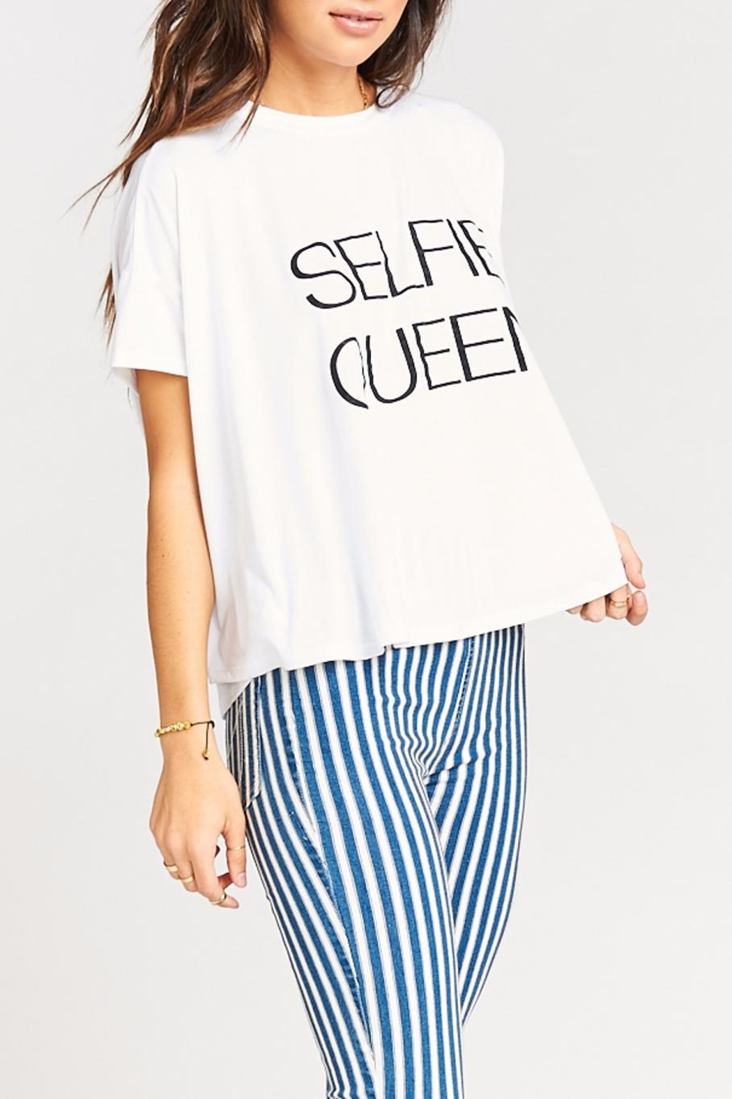Show Me Your Mumu Emerson Tee - Front Full Image