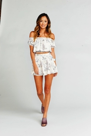 Show Me Your Mumu Floral Skort - Product Mini Image