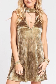 Show Me Your Mumu Friday Choker Dress - Front cropped