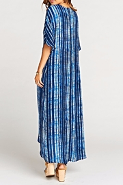 Show Me Your Mumu Get Twisted Maxi-Dress - Back cropped