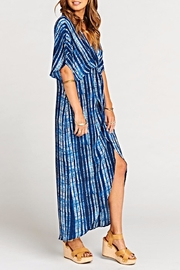 Show Me Your Mumu Get Twisted Maxi-Dress - Side cropped