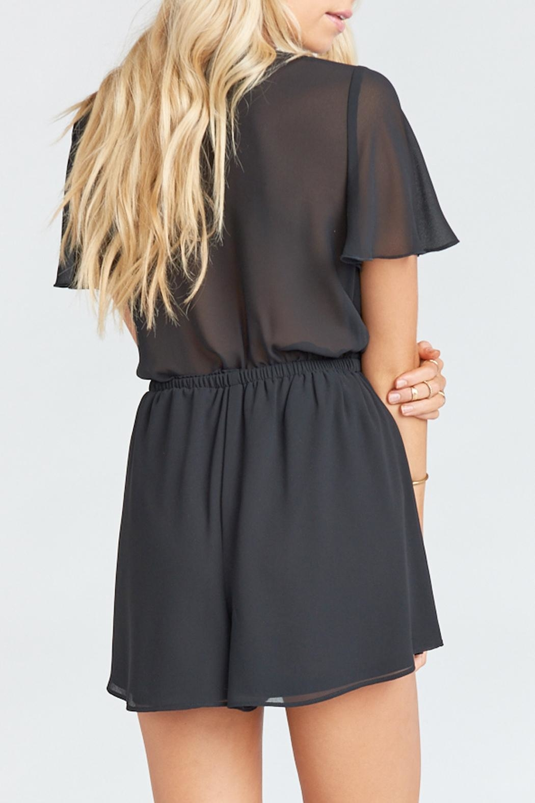 Show Me Your Mumu Gia Romper - Front Full Image