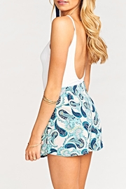 Show Me Your Mumu Great Wrap Short - Back cropped