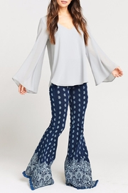 Show Me Your Mumu Hippie Dippie Top - Side cropped