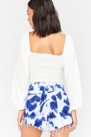 Show Me Your Mumu Houston High-Waisted Shorts - Front full body