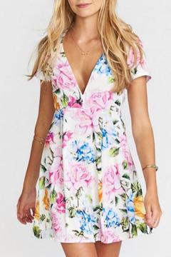 Shoptiques Product: Ibiza Floral Dress