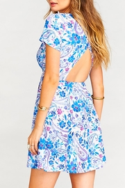Show Me Your Mumu Ibiza Floral Dress - Side cropped