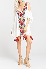 Show Me Your Mumu Jaden Tunic - Front cropped