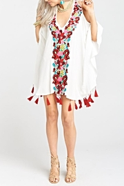 Show Me Your Mumu Jaden Tunic - Back cropped