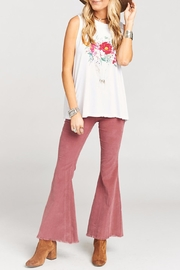 Show Me Your Mumu Kellie Pick Flare Pants - Product Mini Image