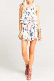 Show Me Your Mumu King Crop Top - Front cropped