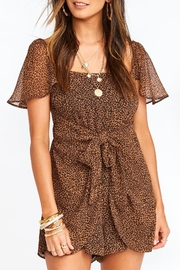 Show Me Your Mumu Kinsley Romper - Front cropped