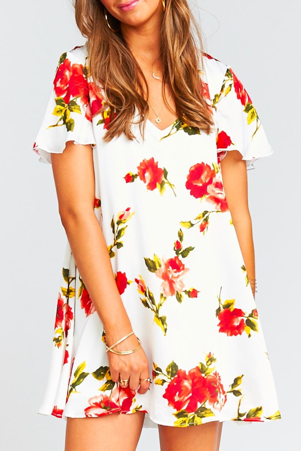 Show Me Your Mumu Kylie Floral Dress - Main Image