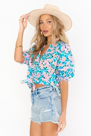 Show Me Your Mumu Leslie Top - Front full body