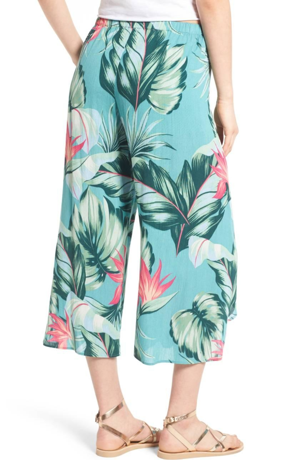 Show Me Your Mumu Limbo Tropical Pant - Front Full Image