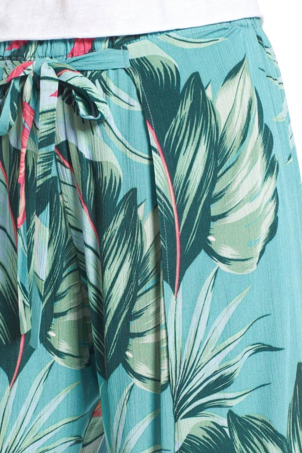 Show Me Your Mumu Limbo Tropical Pant - Back Cropped Image