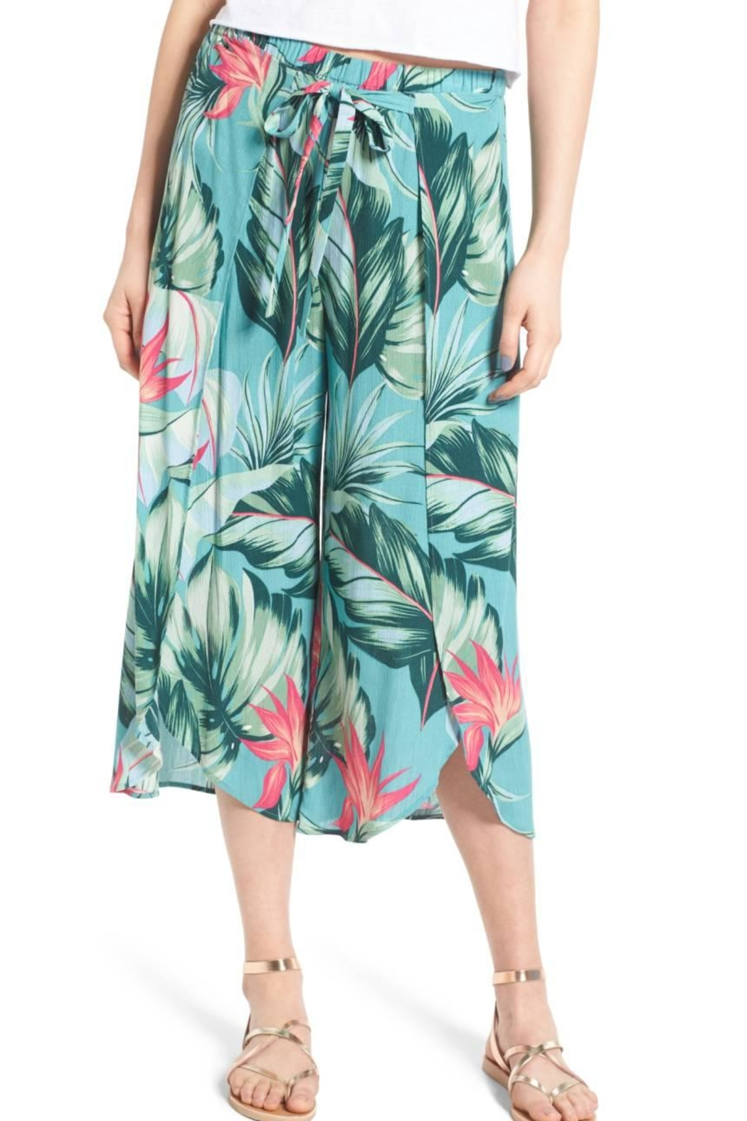 Show Me Your Mumu Limbo Tropical Pant - Front Cropped Image