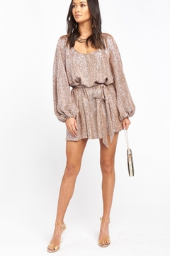 Show Me Your Mumu Liv Mini Dress - Product List Image