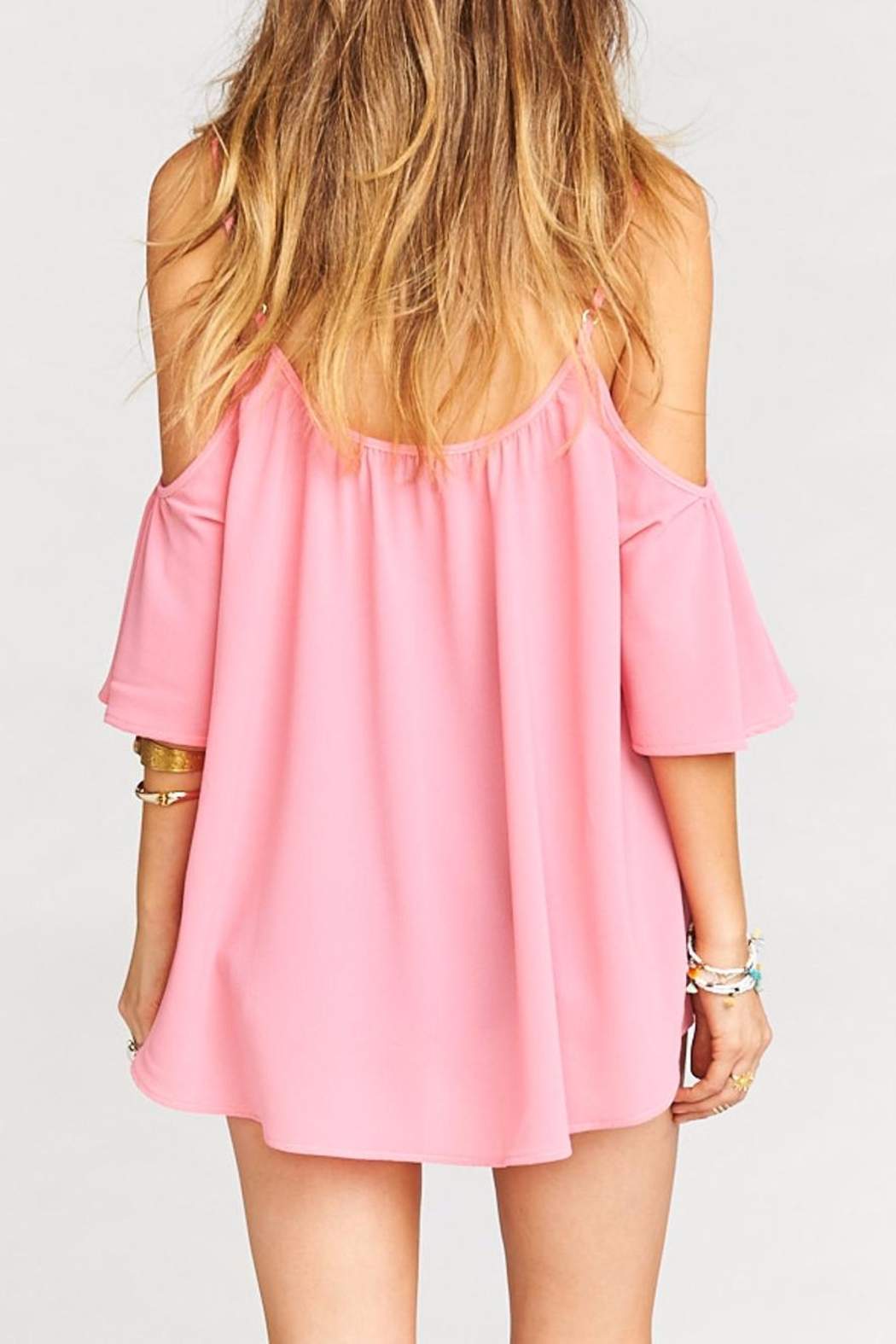 Show Me Your Mumu Lolla Top - Back Cropped Image