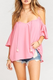 Show Me Your Mumu Lolla Top - Product Mini Image